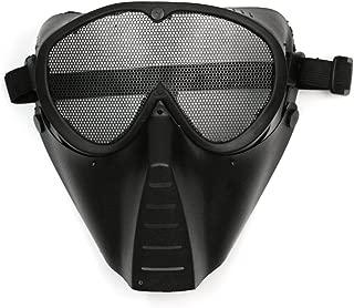 Gafas para deportes de Tiro deportivo Royal t/áctica negras militares