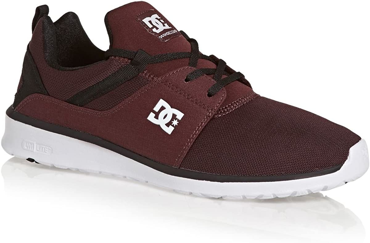 DC Mens Heathrow Casual Skate Shoe