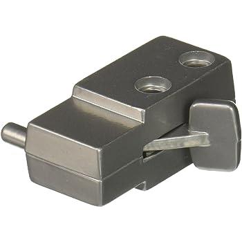 Ultra Hardware Sliding Door and Window Lock Aluminum Patio Door Lock - Keyed