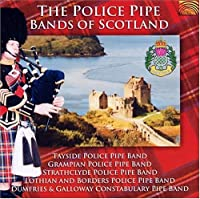 Police Pipe Bands of Scotland