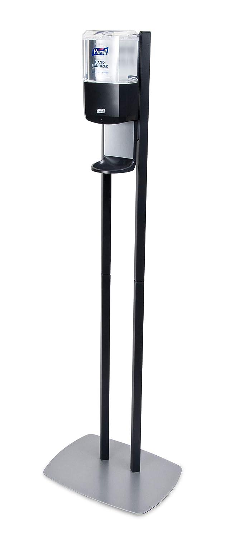 PURELL ES8 Dispenser Floor Stand, Graphite (Pack of 1) - 7218-DS