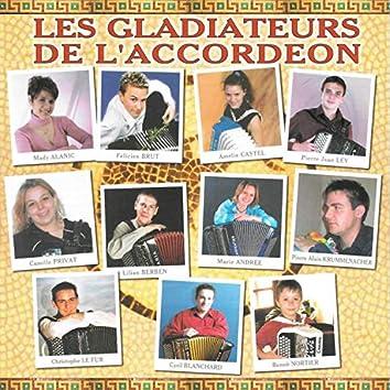 Les Gladiateurs De L'accordéon 1