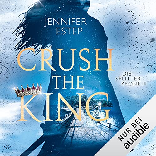 Crush the King (German edition) cover art