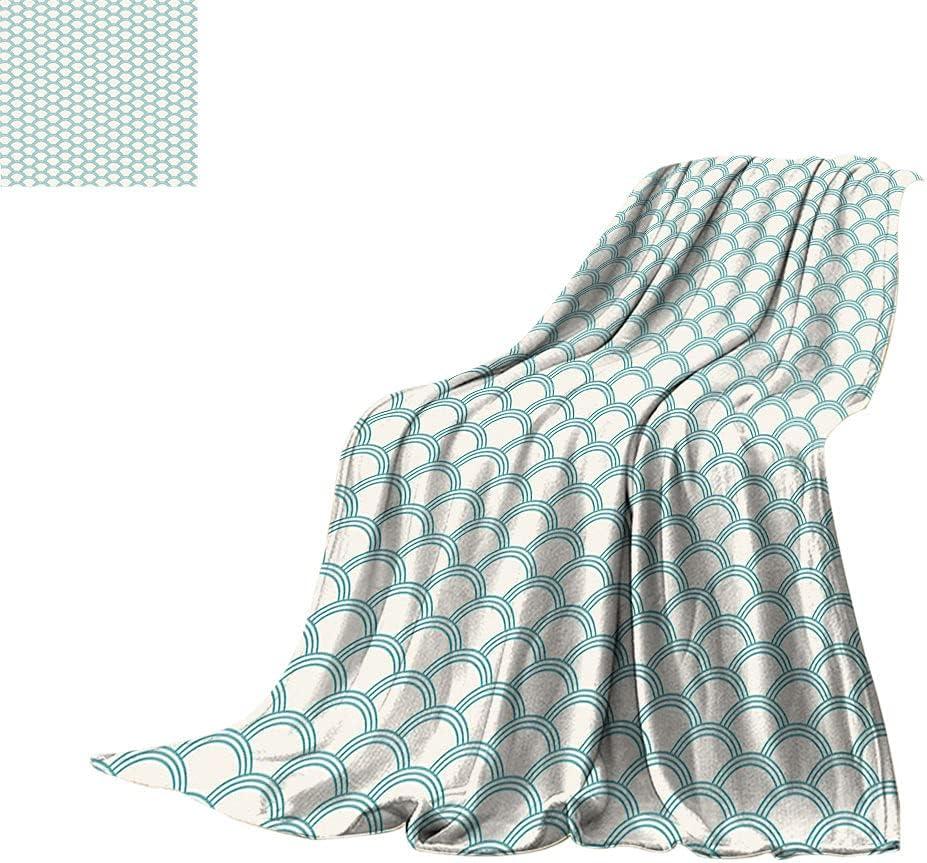 Soldering Vintage Super OFFicial site Soft Blankets Simplistic Design Minimalist Mariti