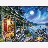 DSLJP 5D Diamond Painting Kit Home Decoration Kunsthandwerk Von Ihnen Selbst Gemacht 40 * 50Cm,...
