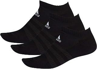 adidas, Performance No Show - Calcetines cortos unisex (15 pares, talla 37-39), color negro