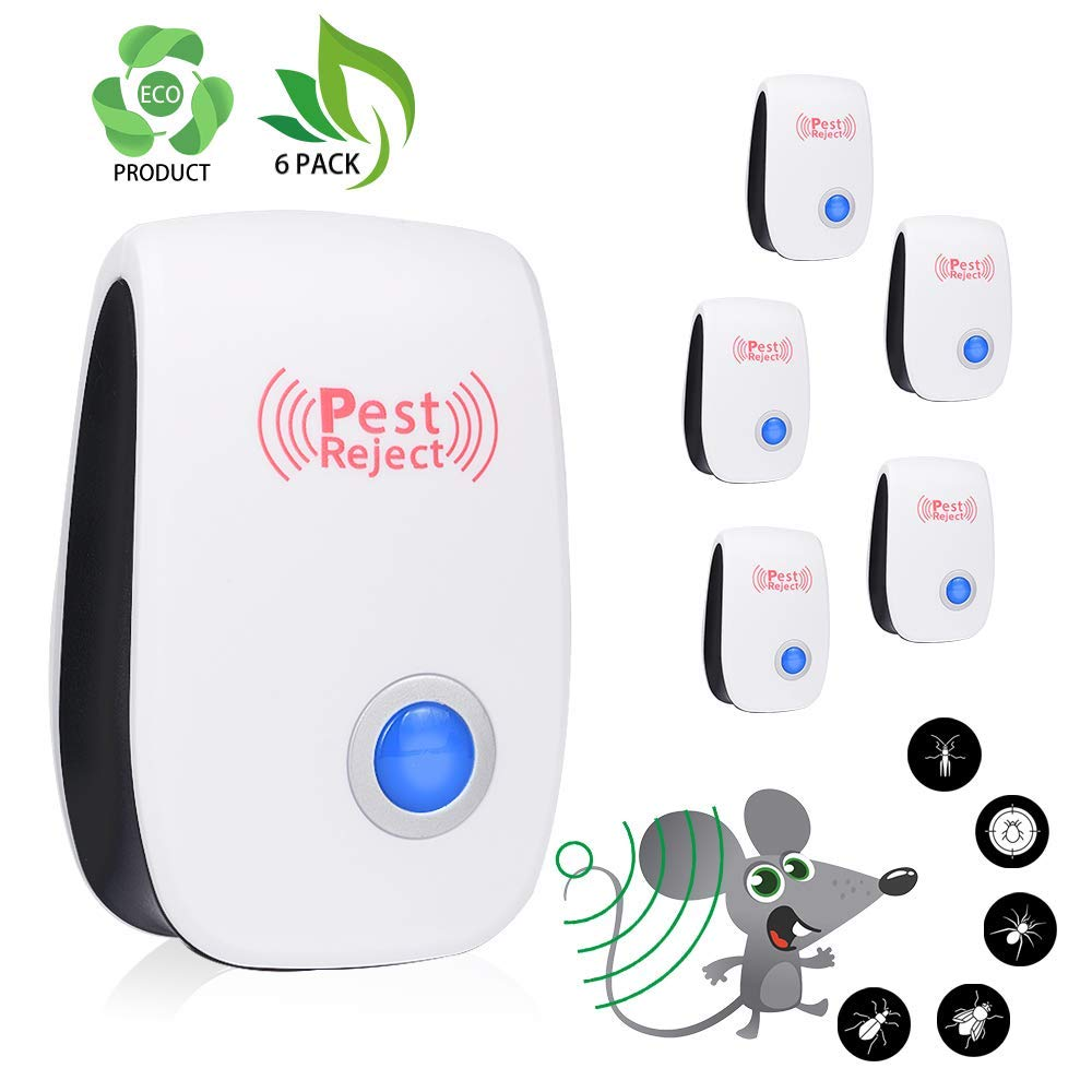 Eaff Electronic Repellent Upgraded Reject