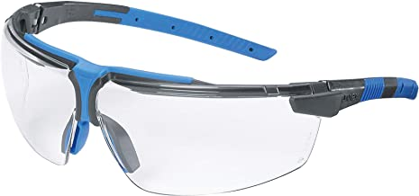 Uvex i-3 Safety Glasses - Anti-Fog - Scratch and Chemical