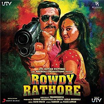 Rowdy Rathore (Original Motion Picture Soundtrack)