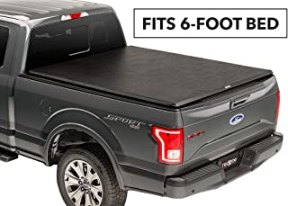 TruXedo TruXport Soft Roll Up Truck Bed Tonneau Cover | 257001 | fits 16-19 Toyota Tacoma 6' bed