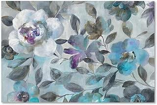 Twilight Flowers Crop by Danhui Nai, 22x32-Inch Canvas Wall Art