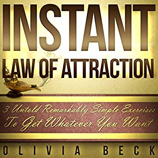 Instant Law of Attraction cover art