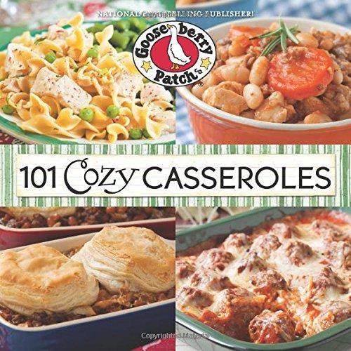 101 Cozy Casseroles (101 Cookbook Collection)