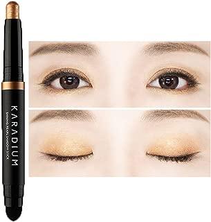KARADIUM Shining Pearl Smudging Eye Shadow Stick, 1.4 g, 8 Caramel Gold