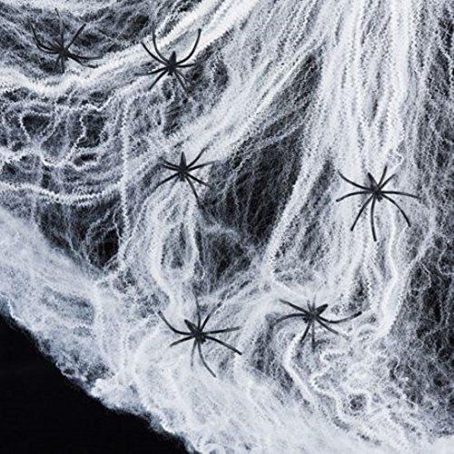 Gurtband mit Spinnen Halloween-Spinne