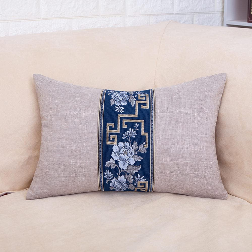 NEW Special sale item Pillow Cover Chinese Strip-up Line Cotton and Embroidered