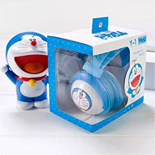 LJLLINGD Kids Cute Cartoon Headphones For Children Girls Boys Adjustable Over Ear Headsets For Ipad Cellphones Computer Mp3/4