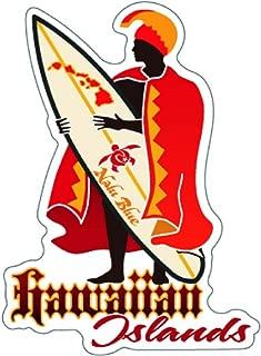 king kamehameha sticker