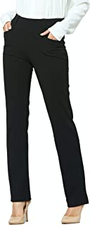 Premium Women's Stretch Dress Pants - Wear to Work - All...