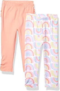 The Children's Place Baby Girls 2 Pack Pants