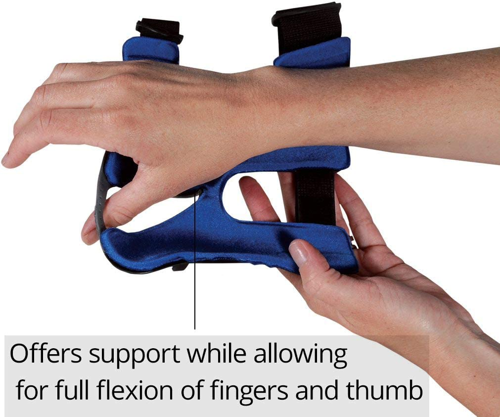 Ossur Exoform Carpal Tunnel Wrist Brace | Pain Relief and Recovery From Carpal Tunnel Syndrome, Tendonitis, and Sprains | Lightweight and Low Profile Design | (Small, Left) : Health & Household