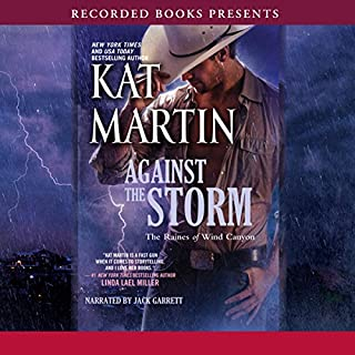 Against the Storm audiobook cover art