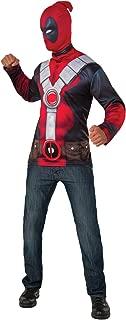Rubie's Costume Co. Men's Deadpool Costume Top