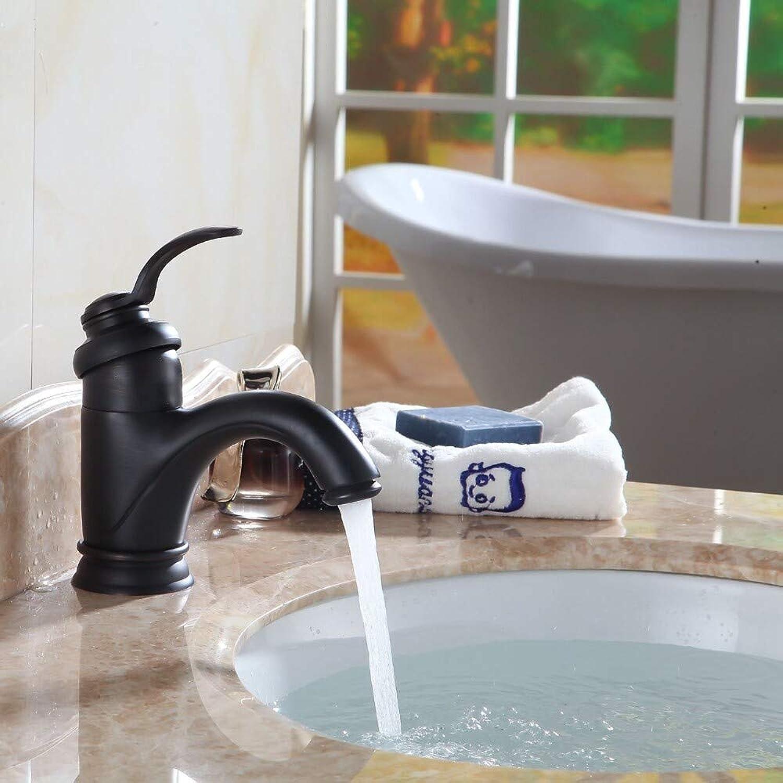 Novopus Bathroom faucet:Traditional Centerset Ceramic Valve Single Handle One Hole Oil-Rubbed Bronze, Bathroom Sink Faucet