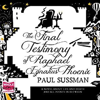 The Final Testimony of Raphael Ignatius Phoenix cover art