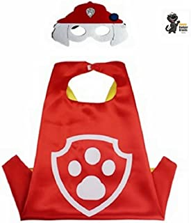 Honey Badger Brands Dress up Comic Cartoon Superhero Costume One Size red unknown