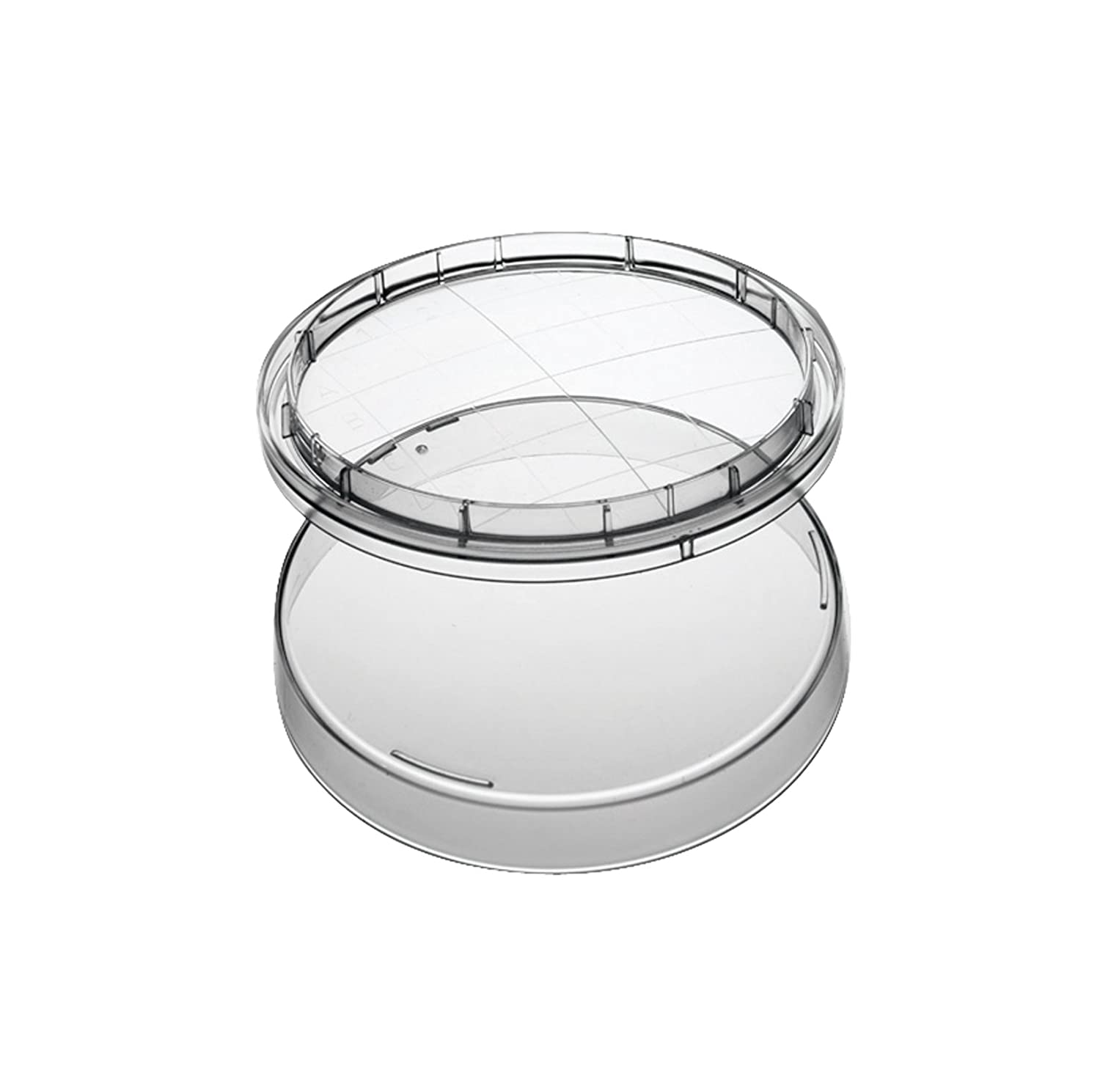 Gosselin BB64-02 Polystyrene Round Max 88% OFF Domed outlet Dish Aseptic Ve Petri