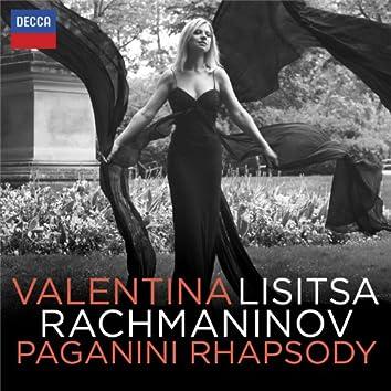 Rachmaninov: Paganini Rhapsody