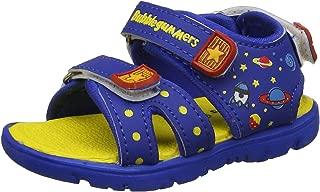 Bubblegummers Boy's Galaxy Yellow Indian Shoes-6 Kids UK/India (24 EU) (1618534)