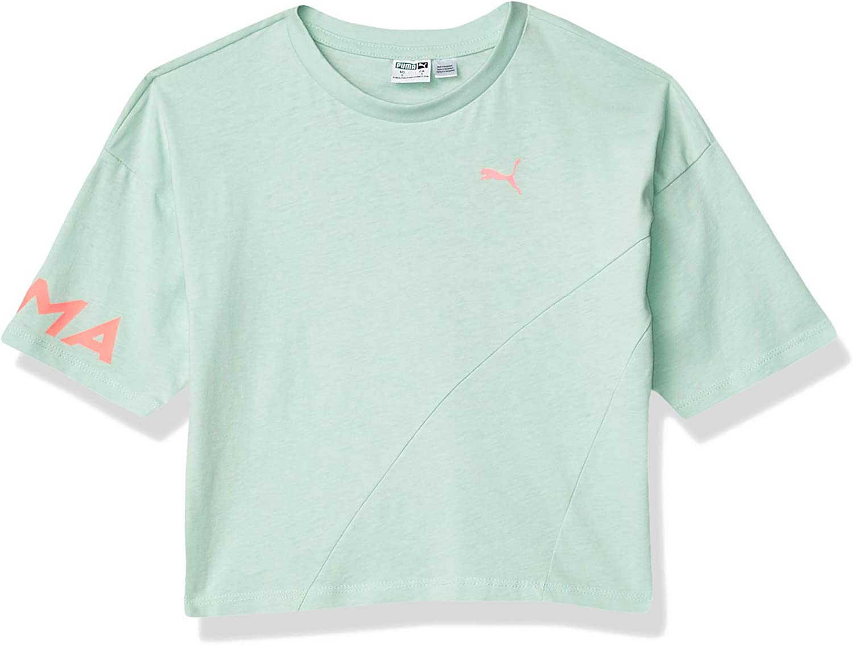 PUMA Girls' Popular product T-Shirt Ranking TOP13