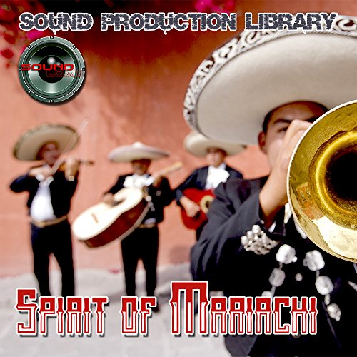 Mariachi. Spirit of Mariachi - Large unique WAVE/Kontakt Studio Samples/Loops Library on DVD or download