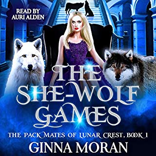 The She-Wolf Games cover art
