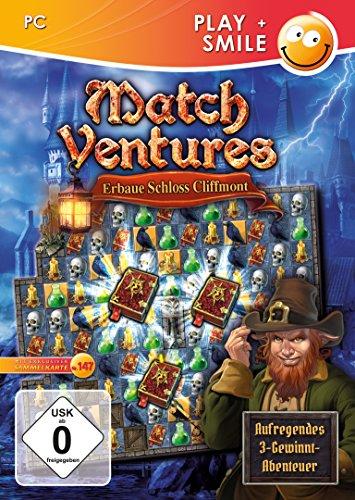Matchventures: Erbaue Schloss Cliffmont