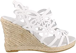 Womens Jillian Wedge Sandals