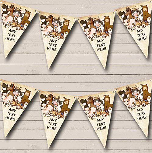 Farmyard lowest price Farm Animals Barn Personalized Vintage Party Sales of SALE items from new works Childrens
