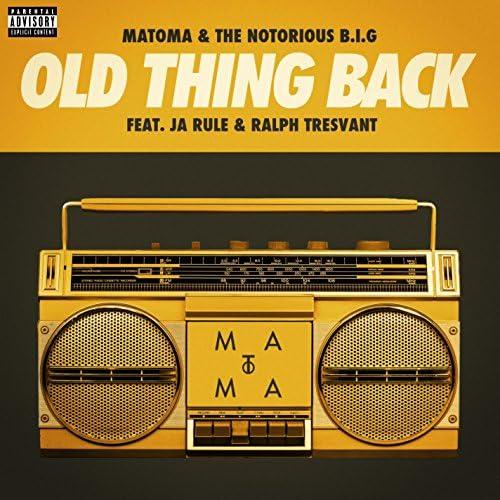 Matoma & The Notorious B.I.G. feat. Ja Rule & Ralph Tresvant