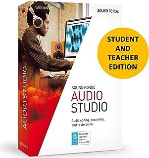 Magix Sound Forge Audio Studio 12 for Students & Teachers