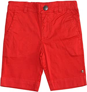 Fore! Axel and Boy Pants L/S Red Shorts