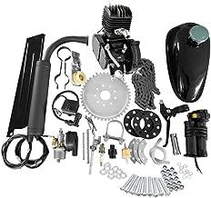 KABOCHO 2-Stroke 80cc Petrol Gas Motor Bicycle Engine Complete Kit Motorized Bike