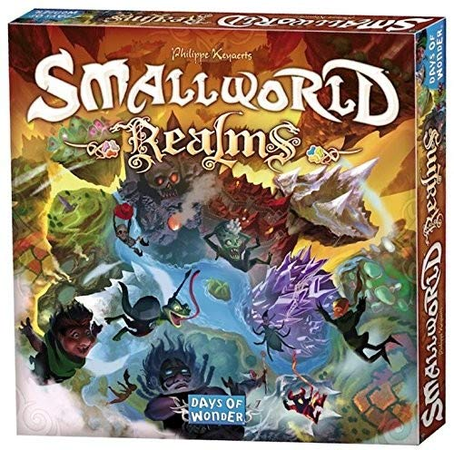 Days of Wonder 882679 - Small World - Realms