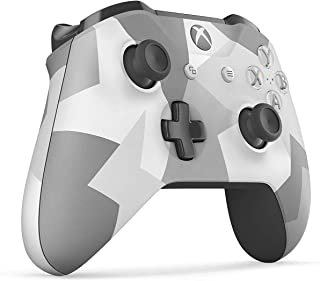 Xbox One S Wireless Controller - Winter Forces