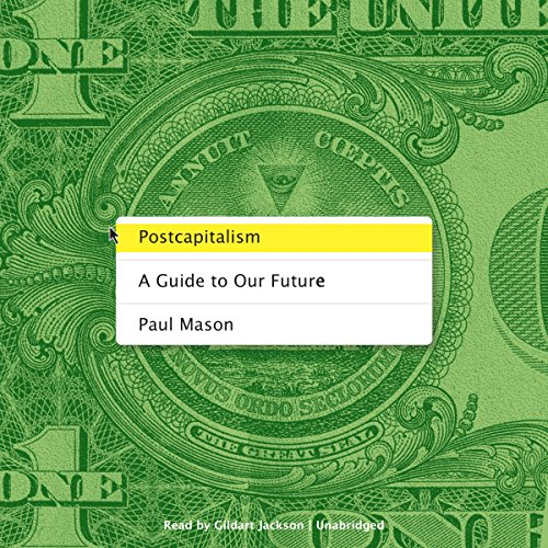 Postcapitalism audiobook cover art