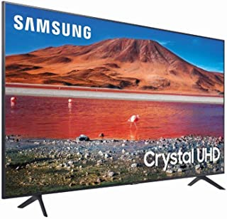 Samsung UE43TU7100 4K HDR LED Smart TV Zwart (43 inch)
