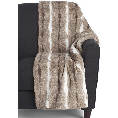 50 x 60 Max Studio Kids Dinosaurs Velvet Soft Plush Throw Blanket Blue /& Gray