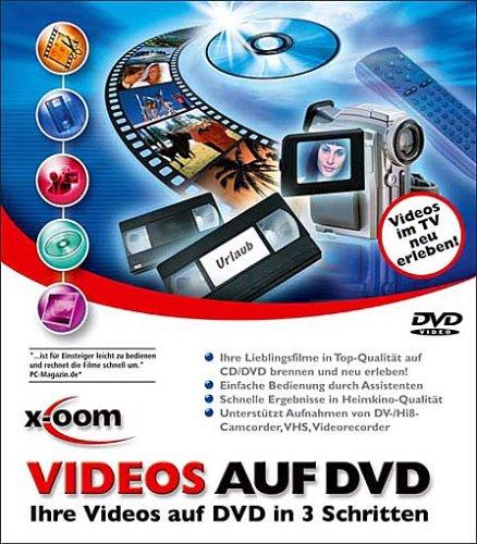 X-OOM Videos auf DVD