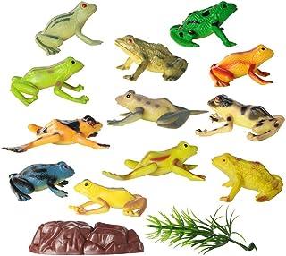 coleccionables Wild Life Schleich 42254 rana set